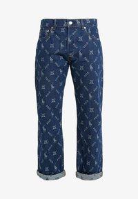 Polo Ralph Lauren - KYLES - Jeans a zampa - dark indigo - 4