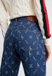 Polo Ralph Lauren - KYLES - Jeans a zampa - dark indigo - 5