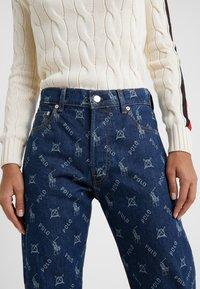 Polo Ralph Lauren - KYLES - Jeans a zampa - dark indigo - 3