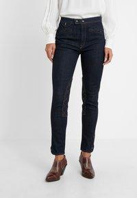 Polo Ralph Lauren - RAYNA WASH - Jeans Slim Fit - dark indigo - 0