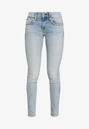 WASH - Jeans Skinny Fit - light indigo