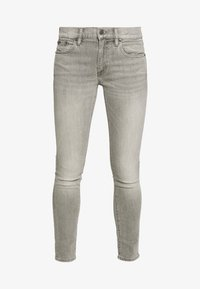 Polo Ralph Lauren - LIGHT ABBY WASH - Jeans Skinny Fit - grey - 4