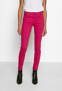 Polo Ralph Lauren - ROSELAKE COLORS - Jeans Skinny Fit - fuschia - 2