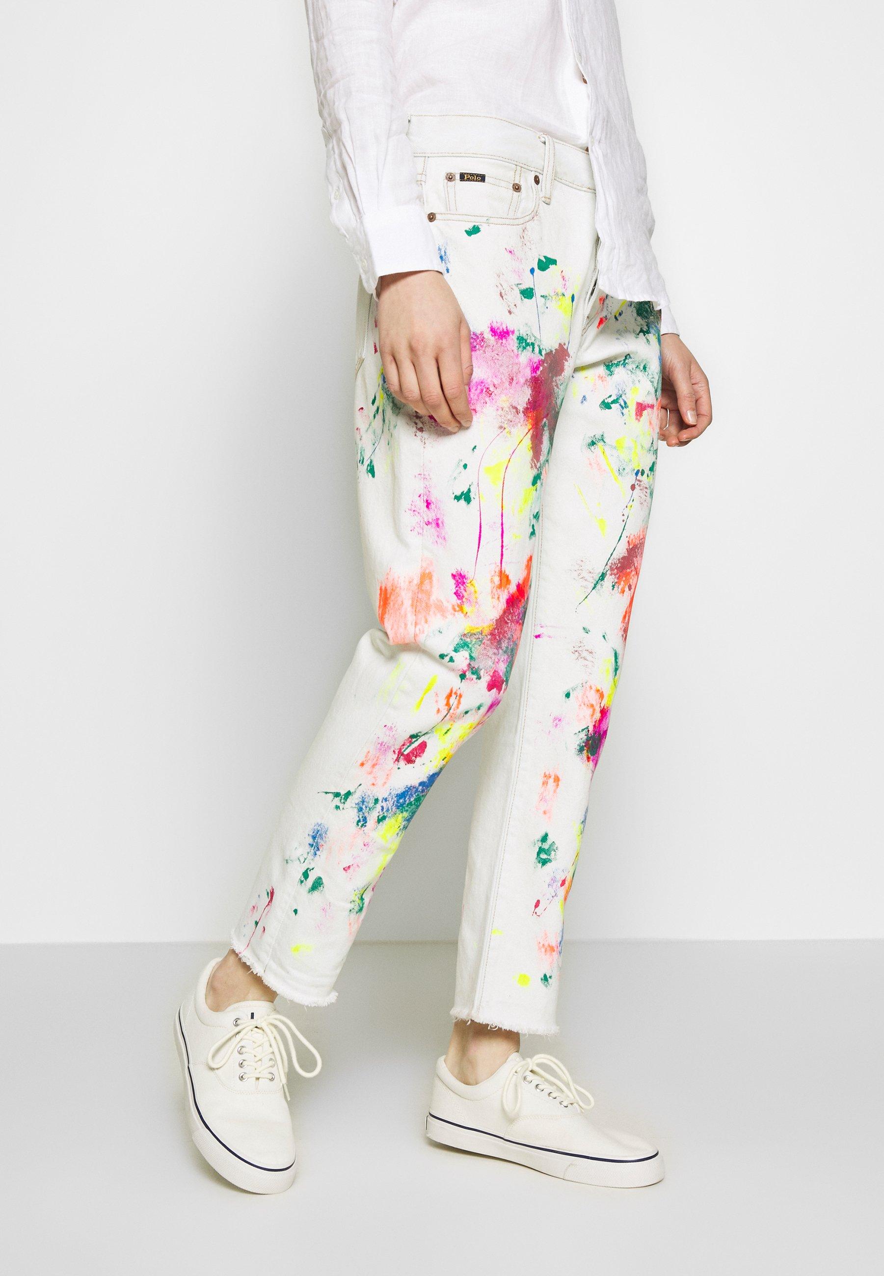 Polo Ralph Lauren ANDERS WASH Straight leg jeans light