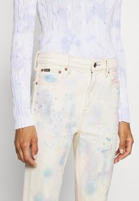 Polo Ralph Lauren - SPRINGS WASH - Skinny džíny - watercolor - 3
