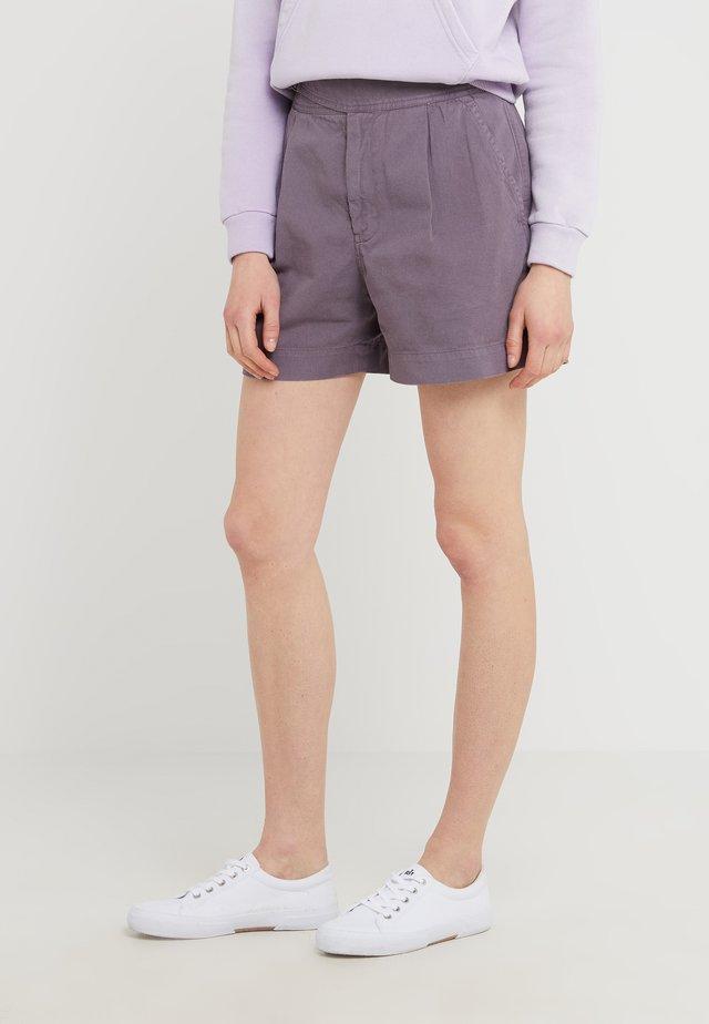 MONTAUK - Shorts vaqueros - juneberry
