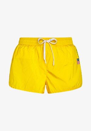 Shorts - university yellow