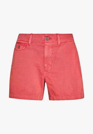 SLIM SHORT - Shorts - nantucket red