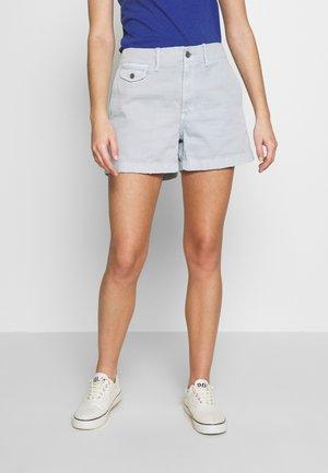 SLIM SHORT - Shorts - estate blue