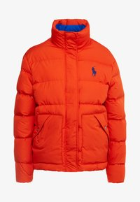 basecamp orange