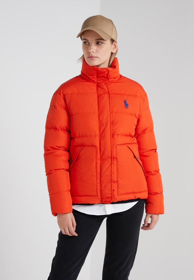Polo Ralph Lauren - HI TECH - Winter jacket - basecamp orange
