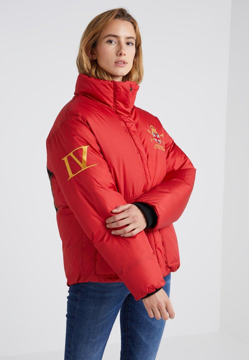 Polo Ralph Lauren - Daunenjacke - madison red