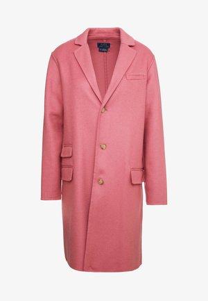 DOUBLEFACE  - Classic coat - adirondack berry