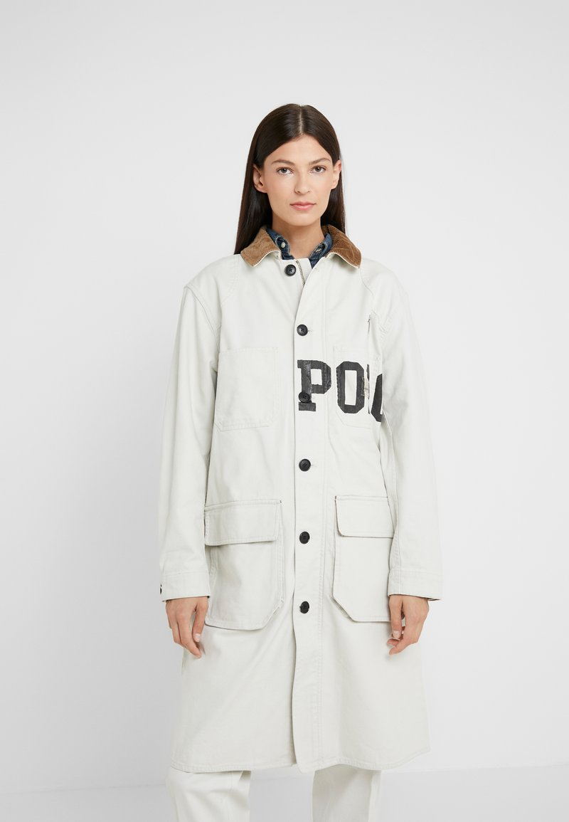 Polo Ralph Lauren - BEAD - Parka - chic cream