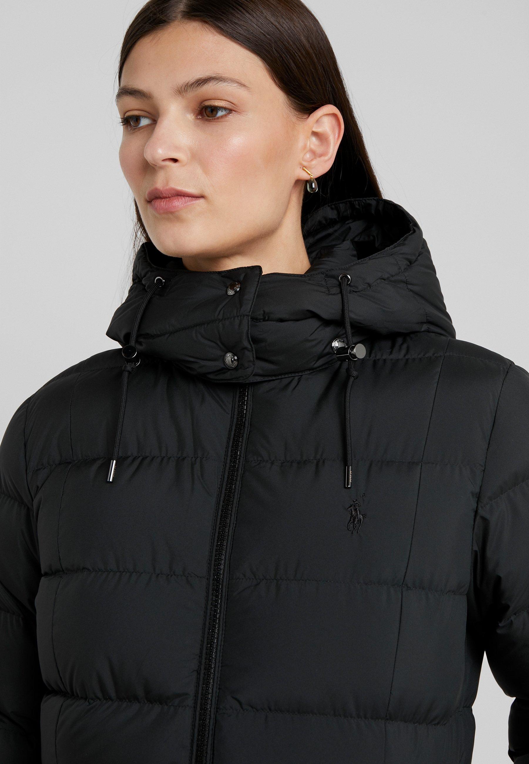 Polo Ralph Lauren MATTE FINE POLY - Dunjakke - black