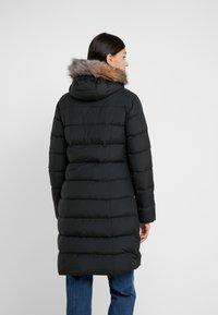 Polo Ralph Lauren - MATTE FINE - Kabát zprachového peří - black - 2