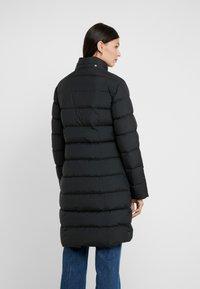 Polo Ralph Lauren - MATTE FINE - Kabát zprachového peří - black - 4