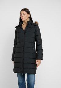 Polo Ralph Lauren - MATTE FINE - Kabát zprachového peří - black - 0