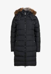 Polo Ralph Lauren - MATTE FINE - Kabát zprachového peří - black - 6