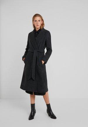 LUX MELTON  - Manteau classique - deep grey