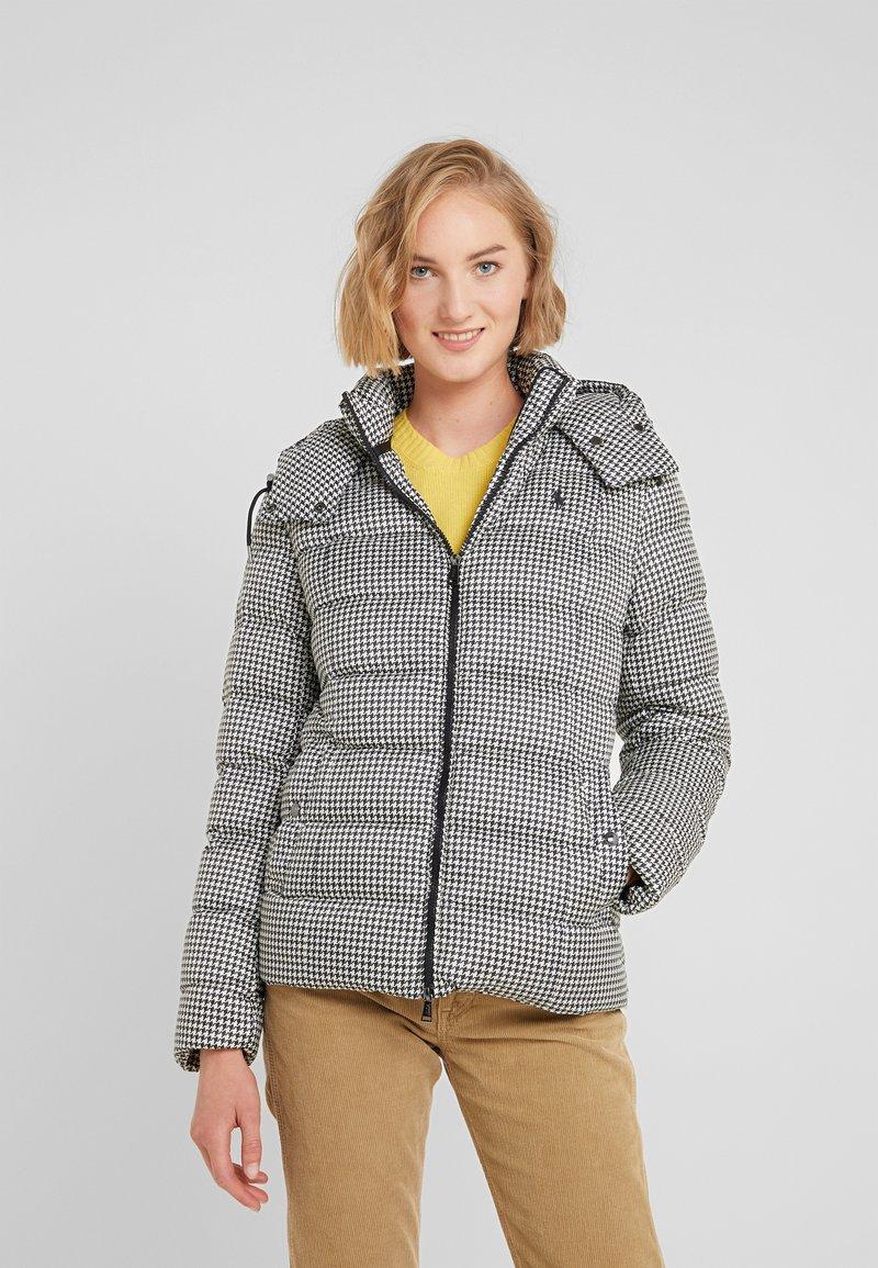 Polo Ralph Lauren - PRINTED  - Zimní bunda - black