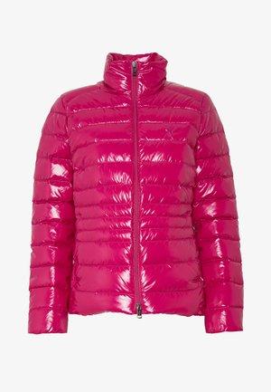 FILL JACKET - Down jacket - aruba pink