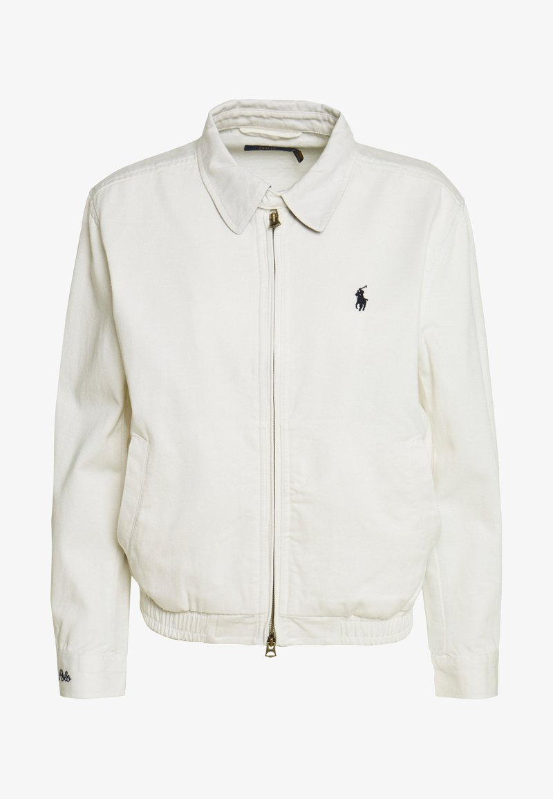Polo Ralph Lauren - JACKET - Chaqueta vaquera - warm white