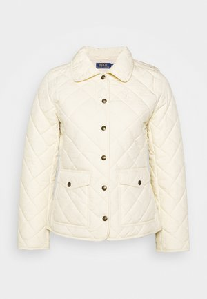 JACKET - Light jacket - cream