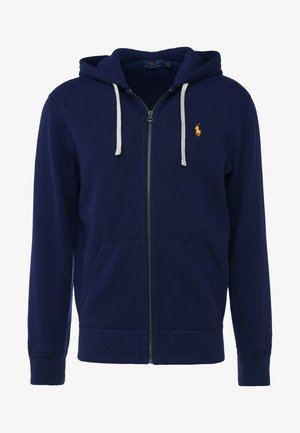 HOOD - Sweatjacke - cruise navy