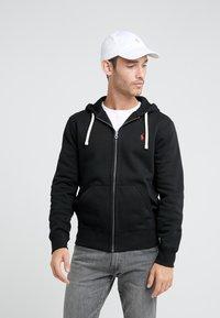 Polo Ralph Lauren - HOOD - Zip-up hoodie - black - 0