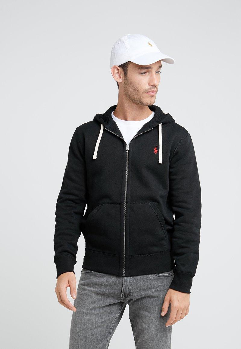 Polo Ralph Lauren - HOOD - Zip-up hoodie - black