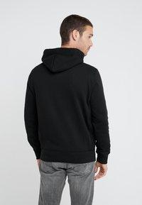 Polo Ralph Lauren - HOOD - Zip-up hoodie - black - 2