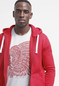 Polo Ralph Lauren - HOOD - Mikina na zip - red - 3