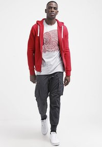 Polo Ralph Lauren - HOOD - Mikina na zip - red - 1