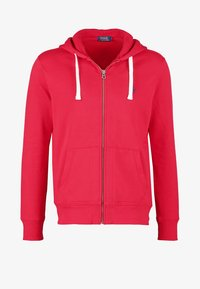 Polo Ralph Lauren - HOOD - Mikina na zip - red - 7