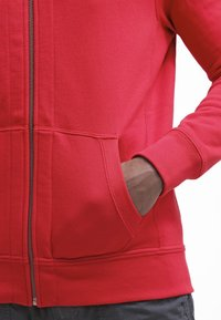 Polo Ralph Lauren - HOOD - Mikina na zip - red - 6