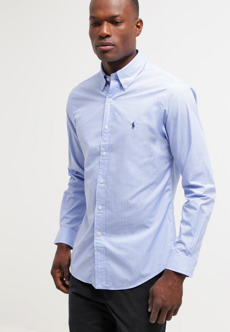 Polo Ralph Lauren - SLIM FIT  - Hemd - blue/white gingham
