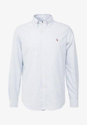CORE FIT - Skjorte - blue/white