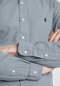 Polo Ralph Lauren - OXFORD SLIM FIT - Camicia - perfect grey - 4