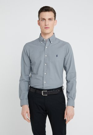 OXFORD SLIM FIT - Shirt - perfect grey