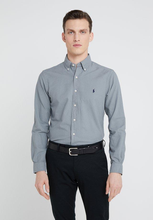 OXFORD SLIM FIT - Camicia - perfect grey