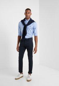 Polo Ralph Lauren - NATURAL SLIM FIT - Hemd - blue/white - 1
