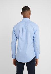 Polo Ralph Lauren - NATURAL SLIM FIT - Hemd - blue/white - 2