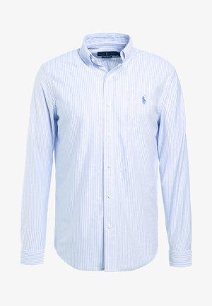 OXFORD  - Vapaa-ajan kauluspaita - light blue/white