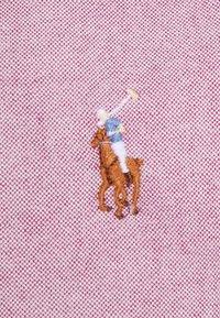 Polo Ralph Lauren - OXFORD SLIM FIT - Skjorta - crimson/white - 4