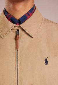 Polo Ralph Lauren - BAYPORT - Summer jacket - luxury tan - 4
