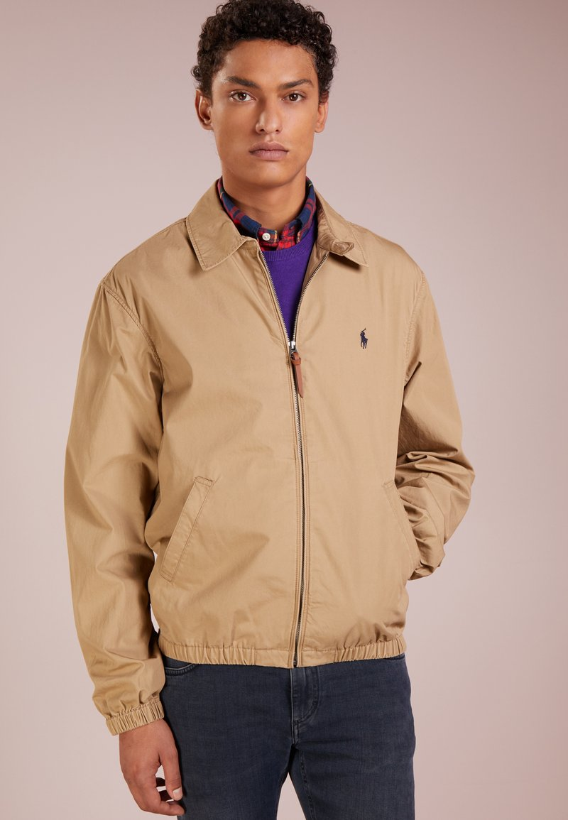 Polo Ralph Lauren - BAYPORT - Tunn jacka - luxury tan