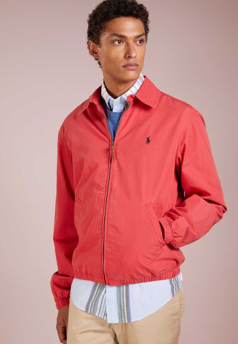 Polo Ralph Lauren - BAYPORT - Kevyt takki - spring red