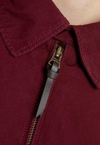 Polo Ralph Lauren - BAYPORT - Lehká bunda - classic wine - 5