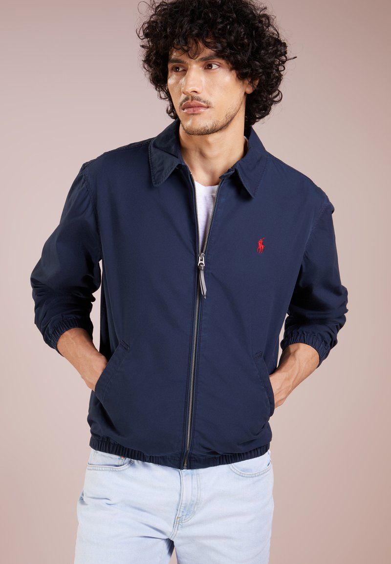 Polo Ralph Lauren - BAYPORT - Summer jacket - aviator navy